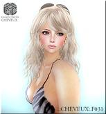 .:cheveux:.HairBlondscale F031