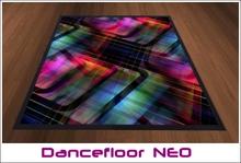 Dance Floor Neo (Animated + 3 sizes10x10 / 15x15 / 20x20)