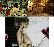 4 Grafitti Texturen Pack for Wall, Background, Home, Design - TOP GRAFITTI PACK Nr.2