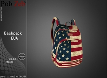 PZ - Backpack EUA [MESH] (Male)