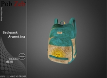 PZ - Backpack Argentina [MESH] (Male)