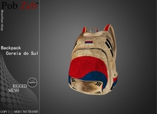 PZ - Backpack Coreia do Sul [MESH] (Male)