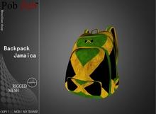 PZ - Backpack Jamaica [MESH] (Male)