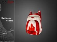 PZ - Backpack Canada [MESH] (Male)