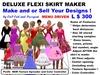 OnP Deluxe Flexi Skirt Maker