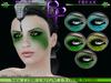 Beautiful Freak: Naga eye makeup - ccfgt