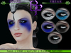 Beautiful Freak: Naga eye makeup - bbgrw