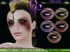 Beautiful Freak: Naga eye makeup - ldg2