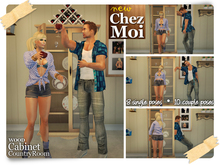 bois armoire CountryRoom ♥ CHEZ MOI