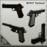 Ironsight Armaments - M1911 Tactical