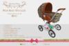 Neverland - Prim Baby Stroller - Dino