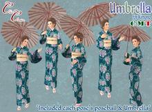 *CC* Umbrella-Kimono