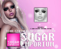 Sugar Emporium : Tear-stained Mascara