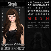 Alice Project - Steph - Infinity