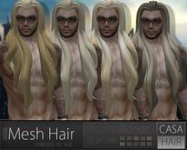 Mesh Hair Classic B & W ( Casa D)