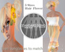*TR* SHADES OF THE summer.... ( Citrus) Mesh  Summer Tube Top Dress Set with free sunglasses and Hair clip
