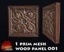 Wood Panel001