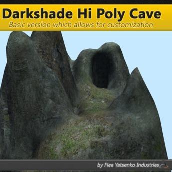 [FYI] Darkshade Mesh Hi-Poly Basic Grotto 1.0.0
