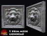 Lionhead shade 001
