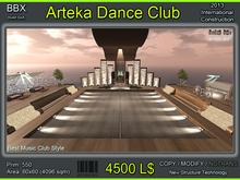 Arteka Dance Club (boxed)