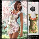 :KR: Christie Tropicana Dress - Tropicana