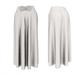 Boho maxi skirt with belt 2