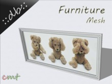 ::db furniture:: Sweet Teddy Picture