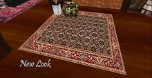 FREE Inworld Gift Princess 8 Texture Change Rug or Carpet V2.0 - 1 Prim (8 Textures)