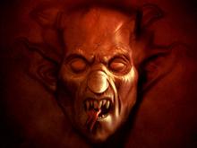 FULL PERM Demon Head ON FIRE (Script)
