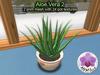 Mesh Plant Aloe Vera 2