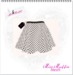 -Miss.Muffin- Summerskirt [Points White and Black]