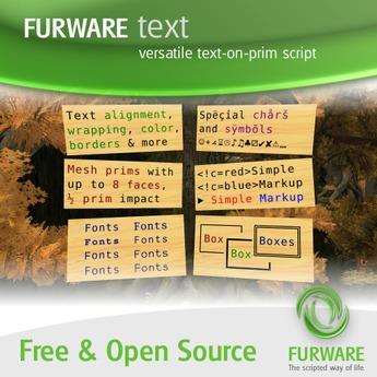 FURWARE text