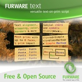 FURWARE text