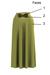 Boho maxi skirt with belt 3