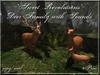 ~*SR*~ Deer Family with Sounds MESH Box