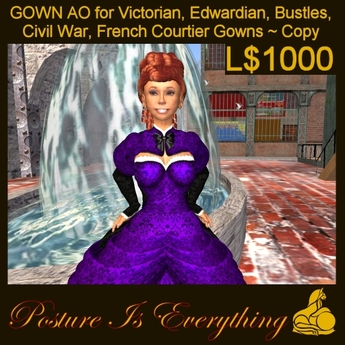 Gown AO (boxed)