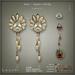 [< Lazuri >] Noor Mystic Infinity Earrings 2