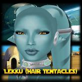 SKBW Hair Tentacles (Blue)