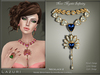 [< Lazuri >] Noor Mystic Infinity Necklace 2 Color Change Style Change