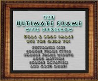 """The Ultimate Frame""  with Slideshow - Menu Driven"