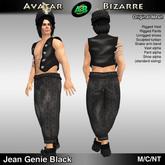 AB Jean Genie Black