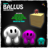 [LR]Ballus Chameleon NANO avatar - FREE!