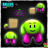 [LR]Ballus Avatar Torley Tribute (boxed)