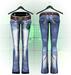 :{F.A.D.}: Bailey Flare Jeans Light Blue