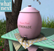 {what next} Garden Cafe Pink Lemonade Dispenser