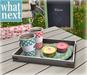 Garden cafe tray vendor pic