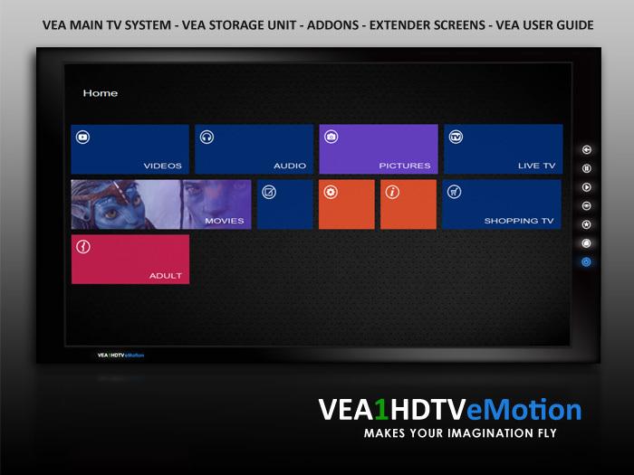 VEA 1 Media Video Television Movies Youtube Shoutcast Radio