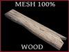 T-3D Creations [ WOOD PARTS 005 ] Regular MESH - Full Perm -
