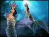 Boudoir-Mermaid Queen