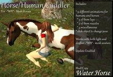 ~*WH*~Mesh Horse/Human Cuddler